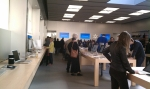 spending all day in the Malls of LA at the Apple stores...